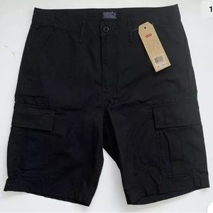 New! Levi's Cargo Shorts Men 30